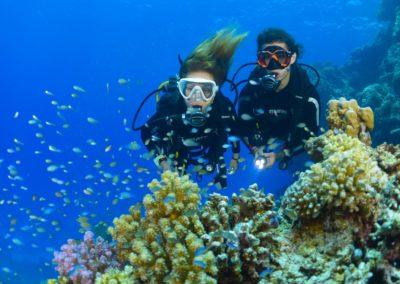 Baptême de plongée sous-marine avec Topdive Polynésie