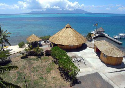 Centre de plongée Topdive Tahiti