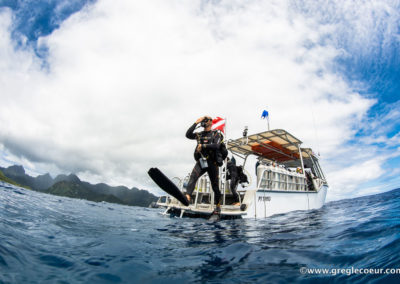 Formation plongée sous-marine avec Topdive Polynésie