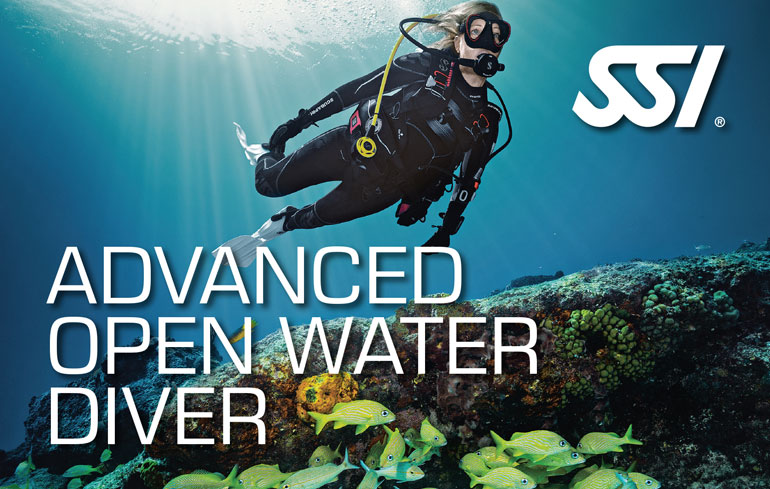 SSI - Advanced open water diver