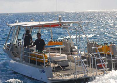 Plongée au Nitrox à Bora Bora avec Topdive